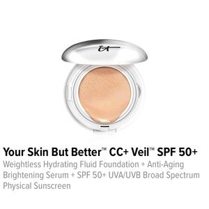 It Cosmetics CC+ Veil Beauty Fluid Foundation